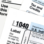 1040 Form: Income Taxes